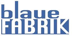 Blaue Fabrik e.V. Logo