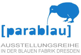 Parablau Ausstellungsreihe